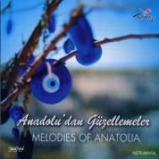 Çeşitli Sanatçılar: Anadolu'dan Güzellemeler - CD