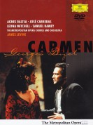 Agnes Baltsa, James Levine, José Carreras, Leona Mitchell, Samuel Ramey, The Metropolitan Opera Orchestra, Chorus and Ballet: Bizet: Carmen - DVD
