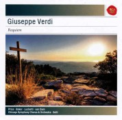 Sir Georg Solti, Chicago Symphony Orchestra, Chicago Symphony Chorus: Verdi: Requiem - CD