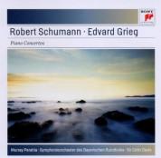 Murray Perahia: Schumann, Grieg: Piano Concerto - CD