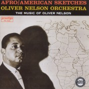 Oliver Nelson: Afro American Sketches - CD