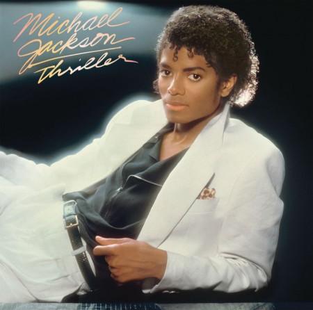 Michael Jackson: Thriller - Plak