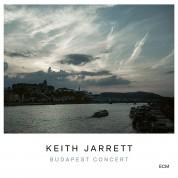 Keith Jarrett: Budapest Concert - Plak