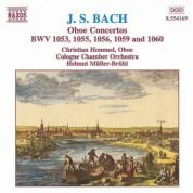Bach, J.S.: Oboe Concertos, Bwv 1053, 1055, 1056, 1059, 1060 - CD