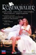 Diana Damrau, Renée Fleming, Franz Hawlata, Jonas Kaufmann, Sophie Koch, Münchner Philharmoniker, Christian Thielemann: Strauss, R: Der Rosenkavalier - DVD