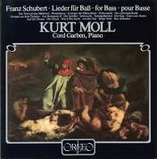 Kurt Moll, Cord Garben: Schubert: Lieder - Plak