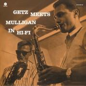 Stan Getz, Gerry Mulligan: Getz Meets Mulligan in Hi-Fi - Plak