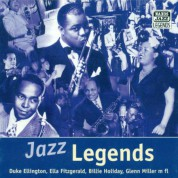 Çeşitli Sanatçılar: Jazz Legends - Duke Ellington, Ella Fitzgerald, Billie Holiday, Glenn Miller - CD