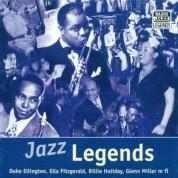 Çeşitli Sanatçılar: Jazz Legends - Duke Ellington, Ella Fitzgerald, Billie Holiday, Glenn Miller - CD