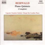 Berwald: Piano Quintets - CD