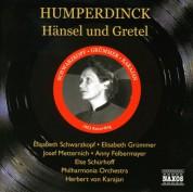 Humperdinck: Hansel Und Gretel (Schwarzkopf, Karajan) (1953) - CD