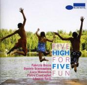 High Five: Five For Fun - CD