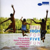 High Five: Five For Fun - CD