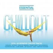Çeşitli Sanatçılar: Essential-Chill Out - CD