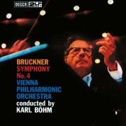 Vienna Philharmonic Orchestra, Karl Böhm: Anton Bruckner: Symphony No 4 - Plak