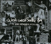 Jimi Hendrix: West Coast Seattle Boy: The Jimi Hendrix Anthology - CD