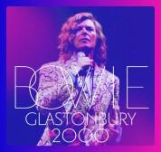 David Bowie: Glastonbury 2000 - Plak