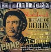 Shostakovich: Fall of Berlin (The) / The Unforgettable Year 1919 Suite - CD