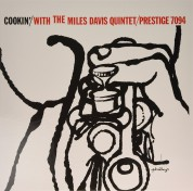 Miles Davis Quintet: Cookin' (200g-edition) - Plak