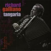 Richard Galliano: Tangaria - CD