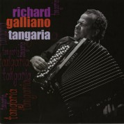 Richard Galliano: Tangaria - CD