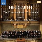 İdil Biret, Toshiyuki Shimada, Yale Symphony Orchestra: Hindemith: Complete Piano Concertos - CD