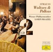 Lorin Maazel, Wiener Philharmoniker: Strauss, J.: Waltzes & Polkas - CD