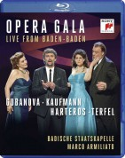 Ekaterina Gubanova, Jonas Kaufmann, Anja Harteros, Bryn Terfel: Opera Gala - Live From Baden Baden - BluRay
