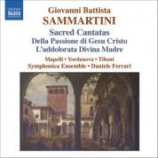 Daniele Ferrari: Sammartini: Sacred Cantatas - CD