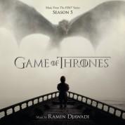 Çeşitli Sanatçılar: Game Of Thrones (Soundtrack) Season 5 - CD