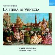 Antonio Salieri: La Fiera Di Venezia - CD