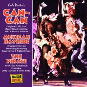 Porter: Can-Can / Mexican Hayride (Original Broadway Cast) (1953, 1944) - CD