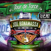 Joe Bonamassa: Tour De Force: Live In London, Shepherd's Bush Empire 2013 - Plak
