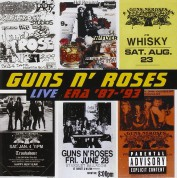 Guns N' Roses: Live Era '87-'93 - CD