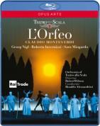 Monteverdi: L'Orfeo - BluRay