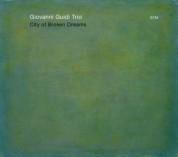 Giovanni Guidi Trio: City of Broken Dreams - CD