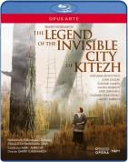 Rimsky-Korsakov: Legend of the Invisible City of Kitezh - BluRay