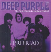 Deep Purple: Hard Road: Mark 1 Studio Recordings 1968-1969 - CD