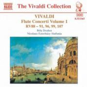 Vivaldi: Flute Concertos, Vol.  1 - CD