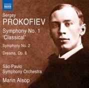 Marin Alsop, Orquestra Sinfônica do Estado de São Paulo: Prokofiev: Orchestral Works - CD