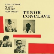 John Coltrane: Tenor Conclave - CD