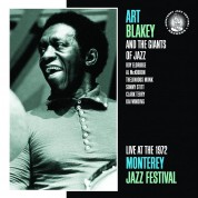 Art Blakey, The Giants of Jazz: Live At The Monterey Jazz Festival 1972 - CD