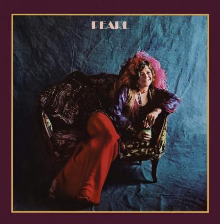 Janis Joplin: Pearl - Plak