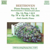 Beethoven: Piano Sonatas Nos. 9, 10,  24, 27 and 28 - CD