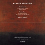 Alexei Lubimov, Radio Symphonieorchester Wien, Dennis Russell Davies: Valentin Silvestrov: Metamusik / Postludium - CD