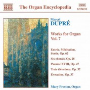 Dupre: Works for Organ, Vol.  7 - CD