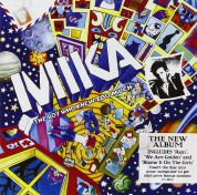Mika: The Boy Who Knew Too Much - CD