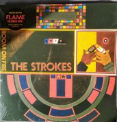 The Strokes: Room on Fire (Translucent Red & Yellow Flame Vinyl) - Plak