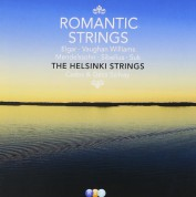 Helsinki Strings - Romantic Strings (Elga, Vaughan Williams, Mendelssohn, Suk, Sibelius) - CD