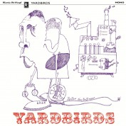 The Yardbirds: Roger The Engineer =Mono= - Plak